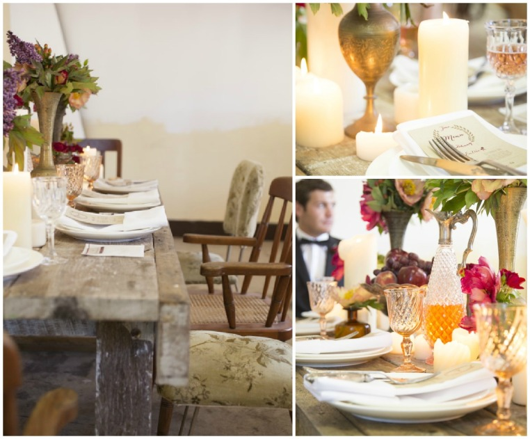 Main table collage 2
